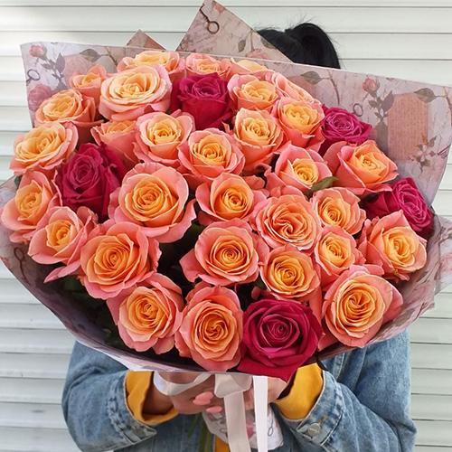 фото букет роз Ирпень